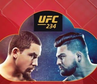 UFC 234 bitcoin betting guide