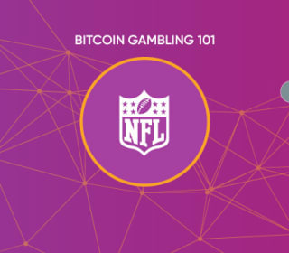 How to bet on the NFL with bitcoin