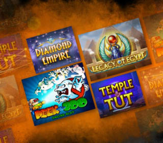 Four new bitcoin slots at Cloudbet casino