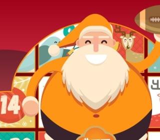 Получайте рождественские подарки от Cloudbet каждый день!