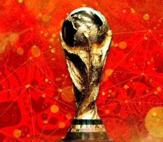World Cup bitcoin betting outright market