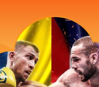 Vasyl Lomachenko v Jose Pedraza Fight Guide