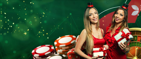 Get Up To Snow Good This Christmas At Cloudbet