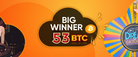How to win 50+ BTC at our bitcoin live roulette
