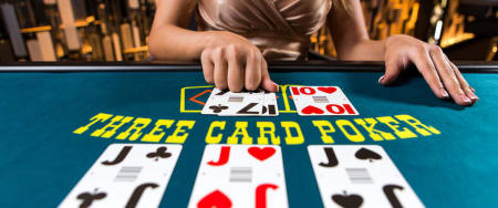 How to play Triple Card Poker
