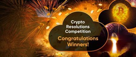 Best 2019 crypto resolutions & Ledger Blue raffle winner