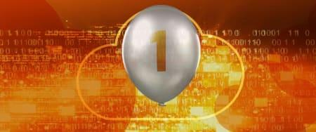 Invitation: come celebrate our blog's 1st birthday