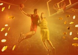 Basketball 1 BTC Giveaway