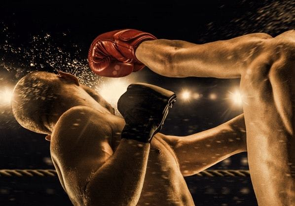 Bet on Boxing with BTC