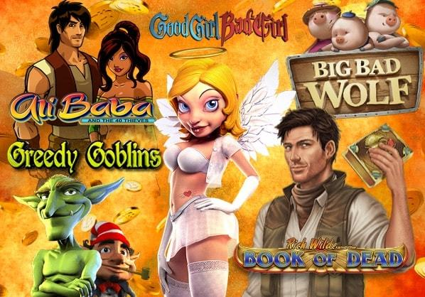 Try The Best Slots Games
