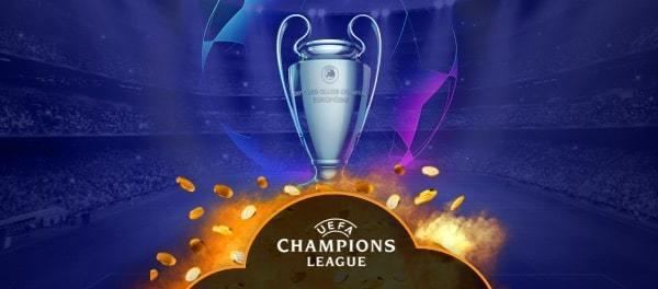 Лига Чемпионов - Делайте ставки в биткоинах на матчи главного клубного турнира Европы