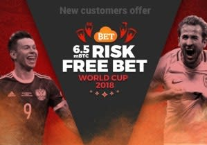 World Cup Risk Free Bet