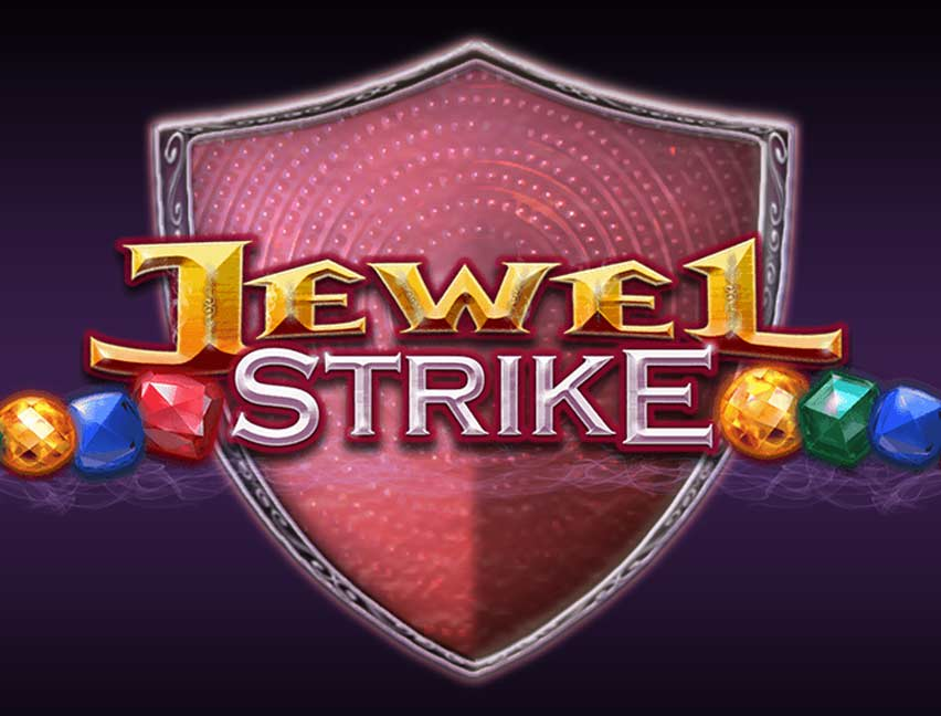 Play Jewel Strike in our Bitcoin Casino