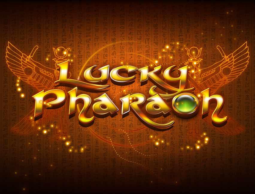 Bitcoin Casinomuzda Lucky Pharaoh adlı oyunu oynayın