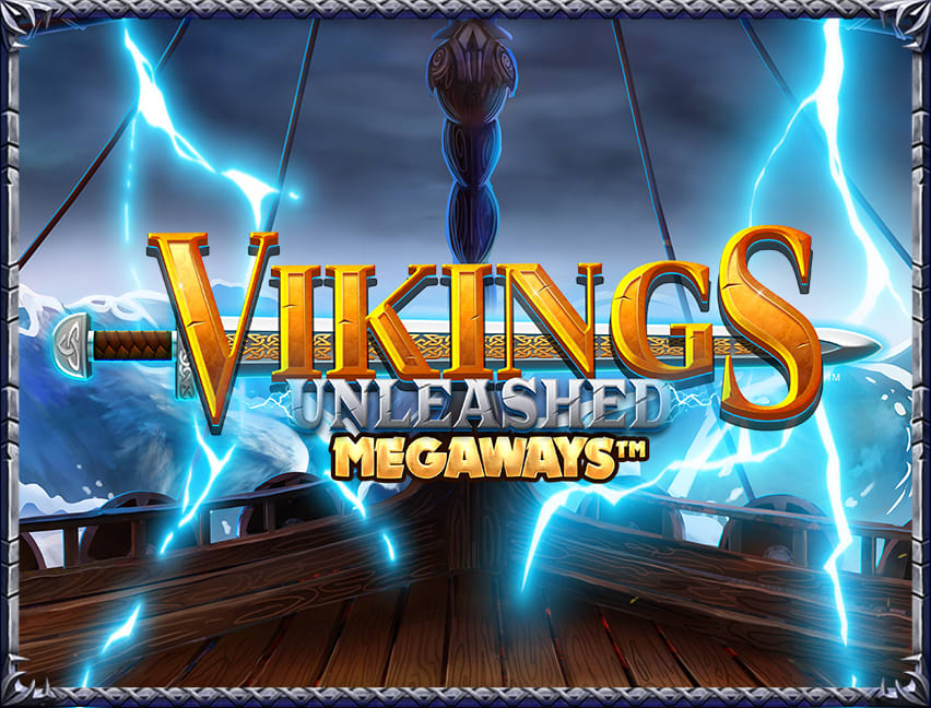 Play Vikings Unleashed Megaways in our Bitcoin Casino