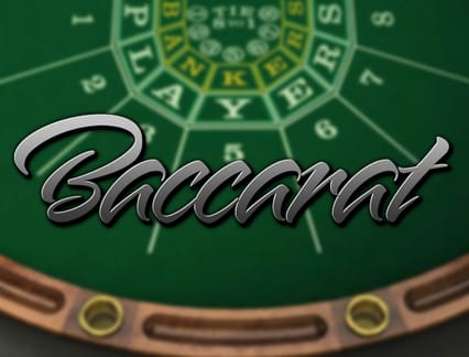 Play Baccarat in our Bitcoin Casino