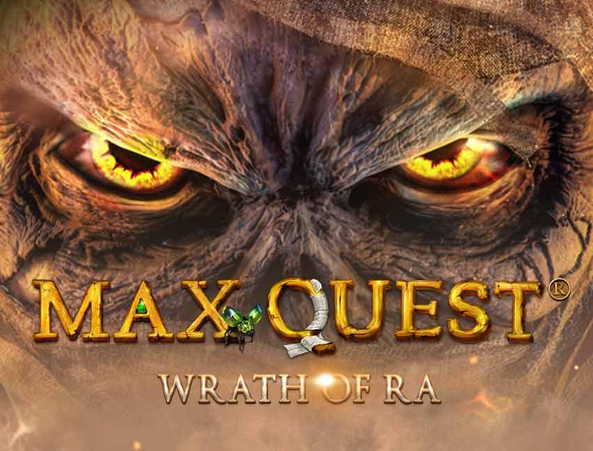 在我们的比特币赌场玩 Max Quest: Wrath of Ra
