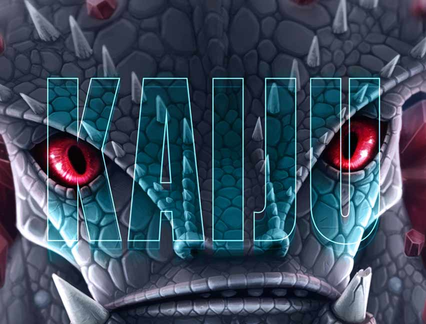 Play Kaiju in our Bitcoin Casino