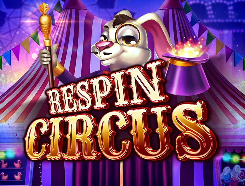 Play Respin Circus in our Bitcoin Casino