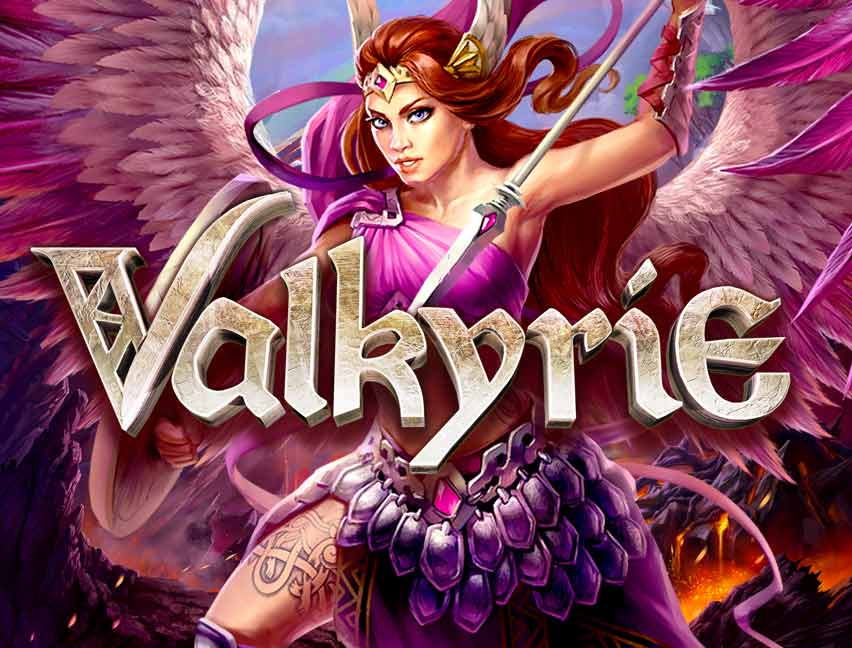 Play Valkyrie in our Bitcoin Casino