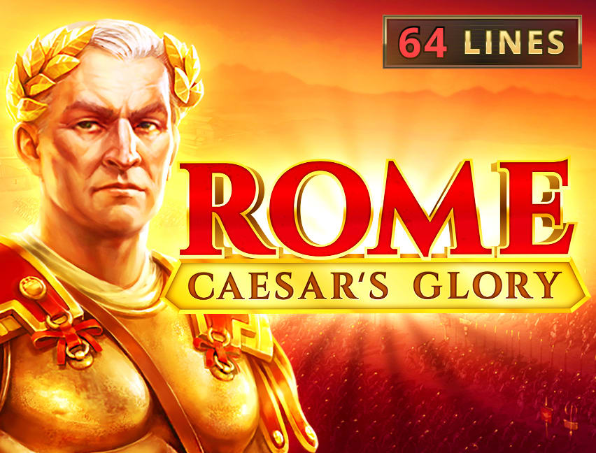 Play Rome: Caesar's Glory in our Bitcoin Casino