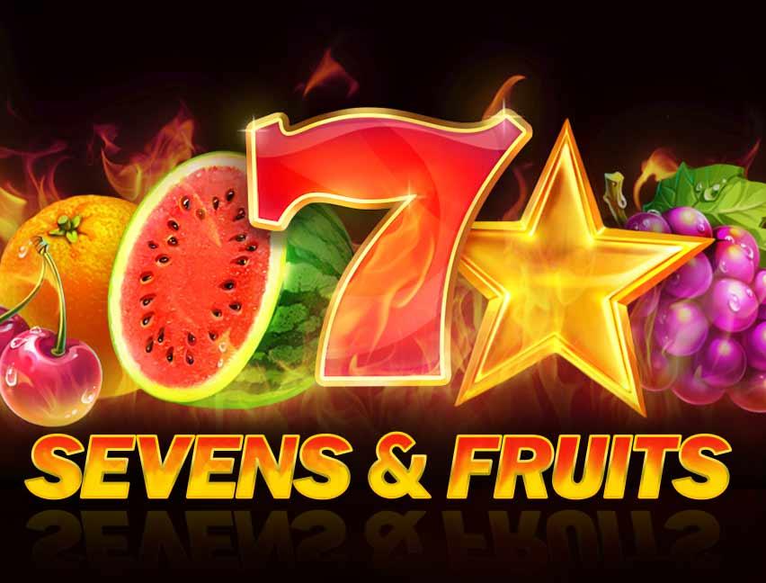 Bitcoin Casinomuzda Sevens & Fruits adlı oyunu oynayın