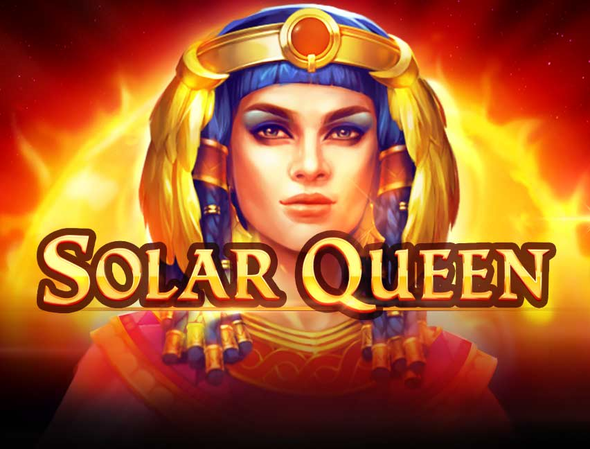 Play Solar Queen in our Bitcoin Casino