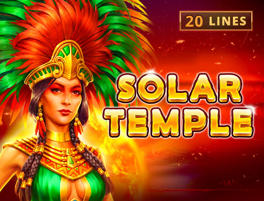 Play Solar Temple in our Bitcoin Casino