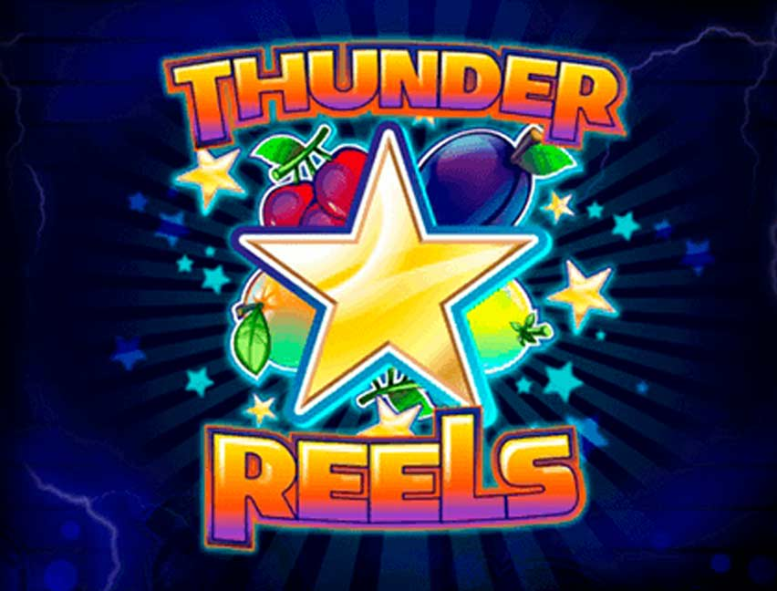 Play Thunder Reels in our Bitcoin Casino