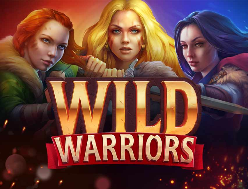Play Wild Warriors in our Bitcoin Casino