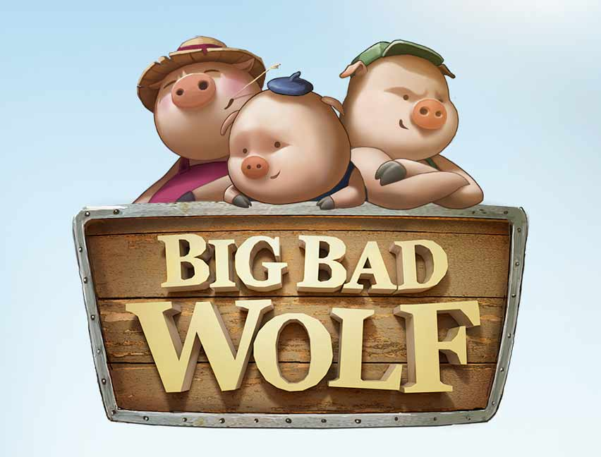 Play Big Bad Wolf in our Bitcoin Casino