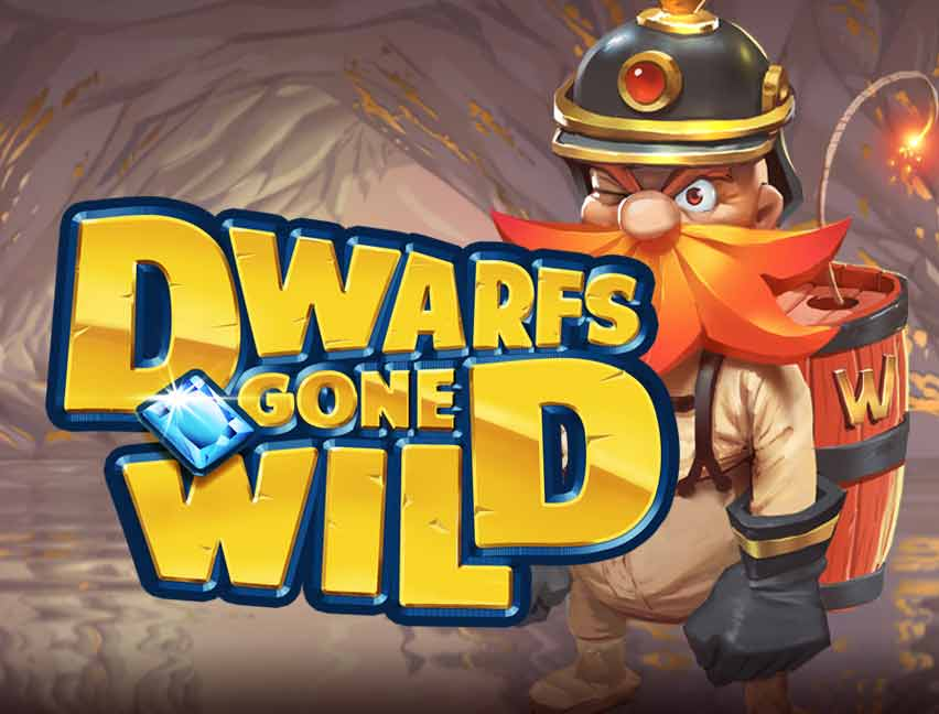 Play Dwarfs Gone Wild in our Bitcoin Casino