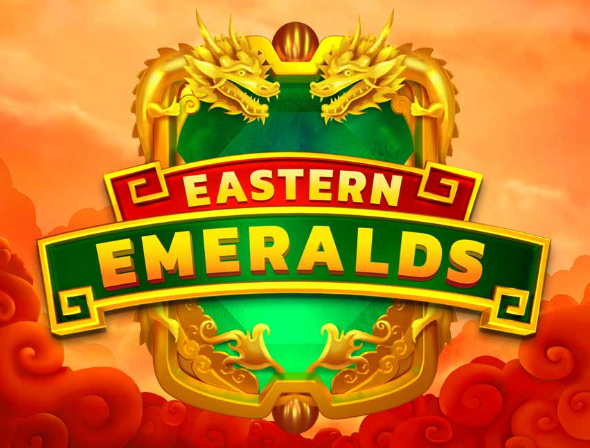 Play Eastern Emeralds in our Bitcoin Casino