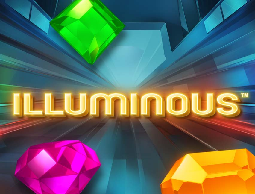 Play Illuminous in our Bitcoin Casino