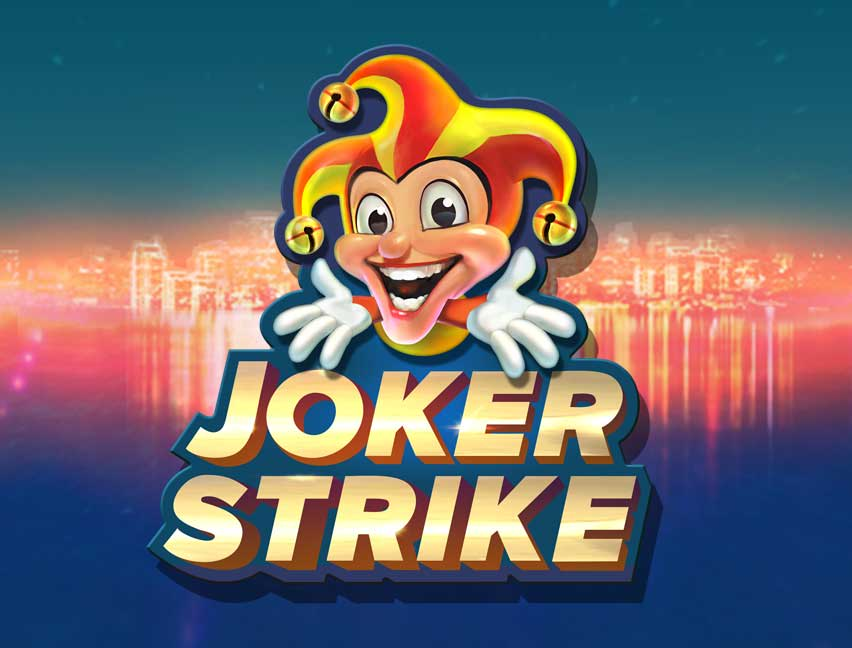 Play Joker Strike in our Bitcoin Casino