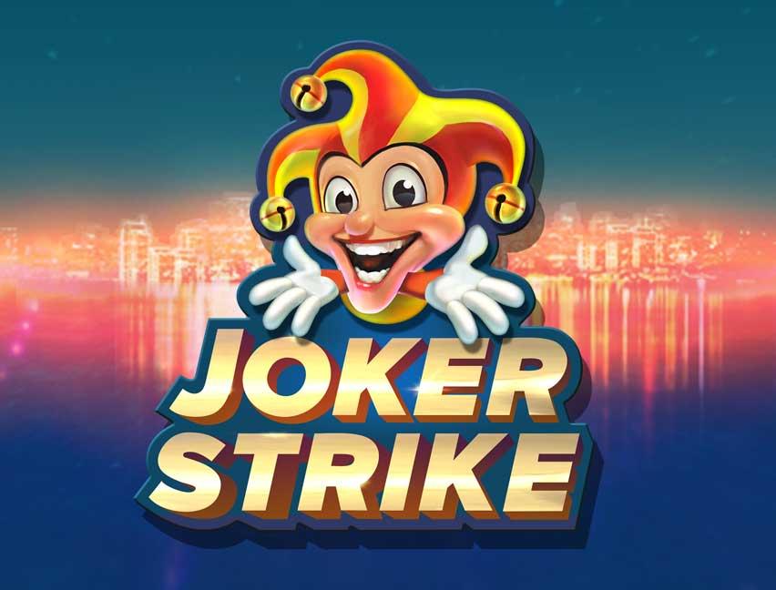 Bitcoin Casinomuzda Joker Strike adlı oyunu oynayın