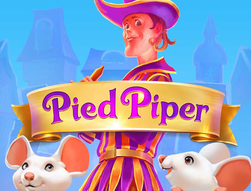 Play Pied Piper in our Bitcoin Casino