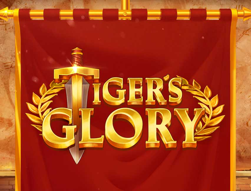 Play Tiger's Glory in our Bitcoin Casino