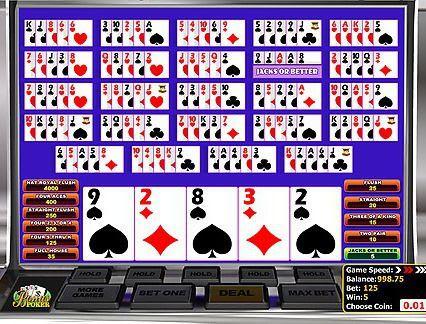 저희의 비트코인 카지노에서 Multi-hand Bonus Poker 플레이 하세요