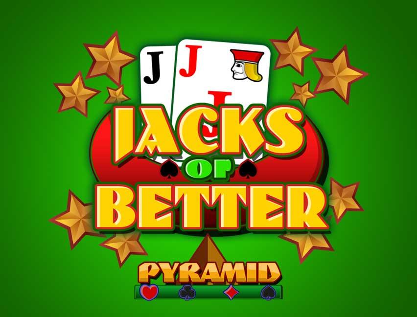 Bitcoin Casinomuzda Pyramid Jacks or Better Poker adlı oyunu oynayın