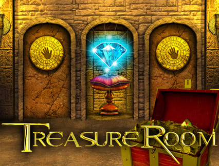 Play Treasure Room in our Bitcoin Casino