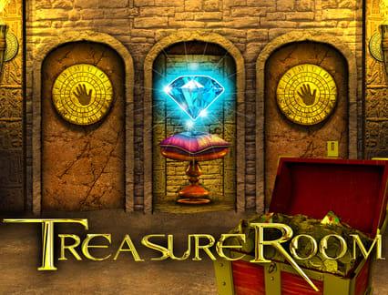 Bitcoin Casinomuzda Treasure Room adlı oyunu oynayın