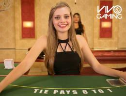 Canlı Krupiyeli Bitcoin Casinomuzda Baccarat adlı oyunu oynayın