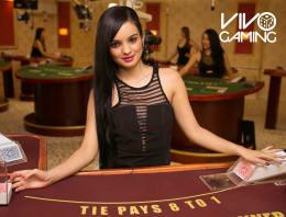 Canlı Krupiyeli Bitcoin Casinomuzda VIP Baccarat adlı oyunu oynayın