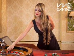 在我们的真人荷官比特币赌场玩 Roulette Lobby