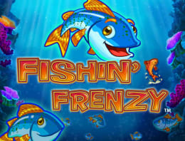 Play Fishing Frenzy in our Bitcoin Casino