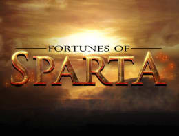 Play Fortunes of Sparta in our Bitcoin Casino