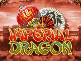 Play Imperial Dragon in our Bitcoin Casino