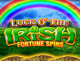 Play Luck O' The Irish Fortune Spins in our Bitcoin Casino