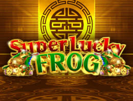 Play Super Lucky Frog in our Bitcoin Casino